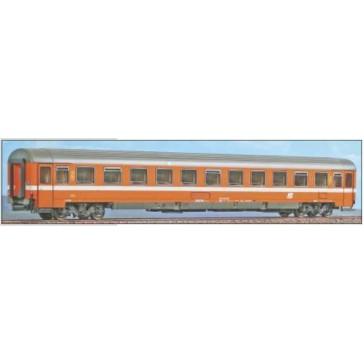 ACME 50644 Personenwagen EUROFIMA, 2. Klasse, Epoche V, mit schrägem Logo, Lackierung Orange