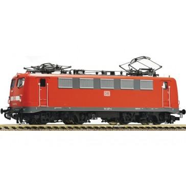 Fleischmann 432571 E-Lok BR 141 verkehrsrot.o.Reg