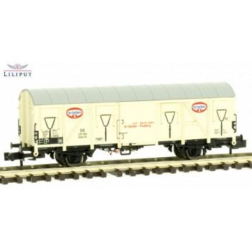 Liliput 265052 Ged. Güterwagen, Glmhs, 205 289, Dr. Oetker, Ep.III