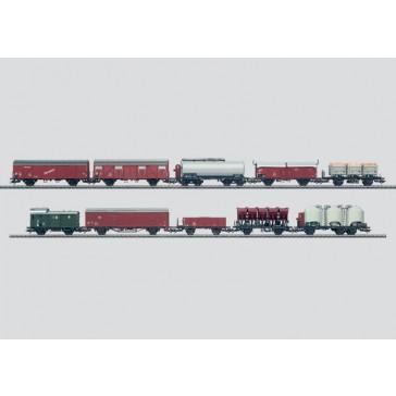 Märklin 48786 Wagen-Set ´10 Jahre Wagenfertigung Sonneberg´