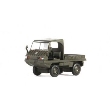 Roco 05395 Puch Haflinger, Schweizer Armee epoche 3