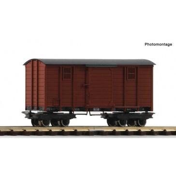 Roco 34623 Gedeckter Waldbahn-Güterwagen epoche 3
