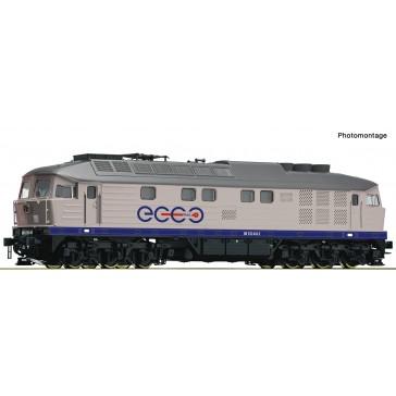 Roco 52467 Diesellok BR 232 Eccorail Sound