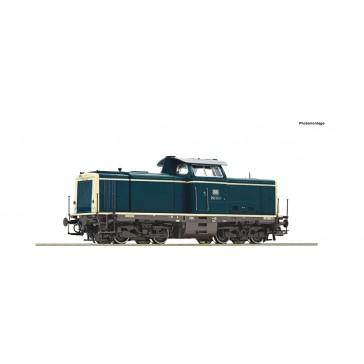 Roco 52539 Diesellok BR 212 oz/b DB DC-Sn