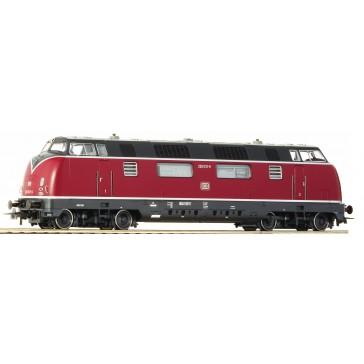 Roco 52680 Diesellok BR 220 DB rot epoche 4