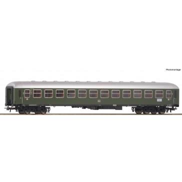Roco 54451 D-Zugwagen 2.Kl. grün
