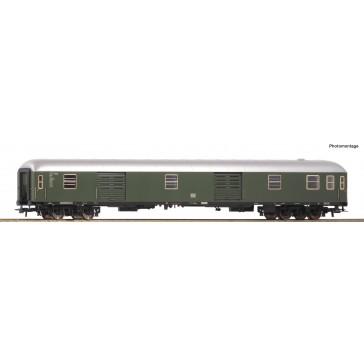 Roco 54452 D-Zug Packwagen grün