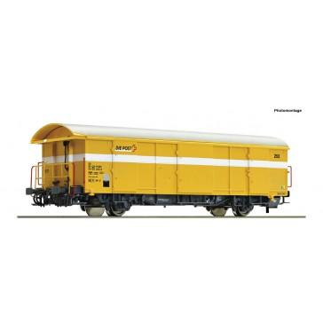 Roco 67187 Postgüterwagen Z2 gelb