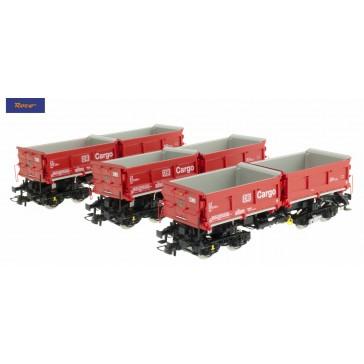 Roco 67199 Set: Muldenkippwagen DB Cargo