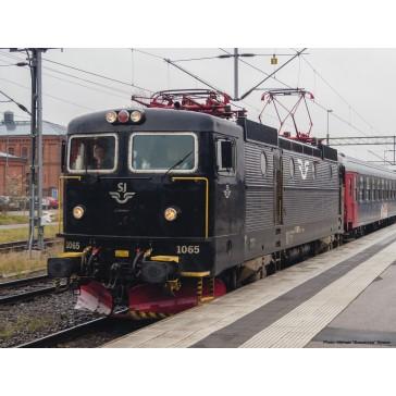 Roco 70451 E-Lok Rc3 SJ schwarz
