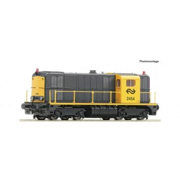 Roco 70789 Diesellok Serie 2454 ge/gr
