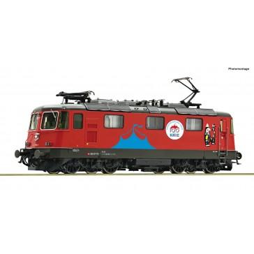 Roco 71402 E-Lok 420 294 SBB Knie Sound
