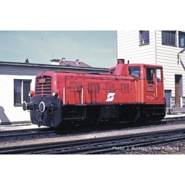 Roco 72001 Diesellok Rh 2062 ÖBB DC-Sound