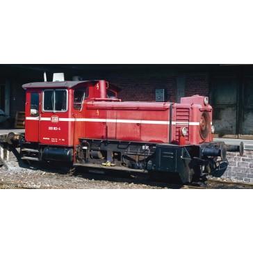 Roco 72016 Diesellok BR 333 DB altrot DC-