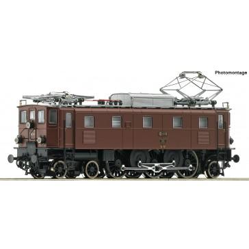 Roco 72292 E-Lok Ae 3/6II braun SBB