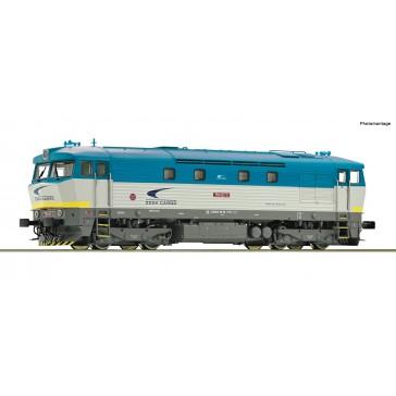 Roco 72969 Diesellok Rh 751 ZSSK Sound
