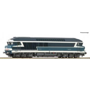 Roco 73005 Diesellok CC72000 SND