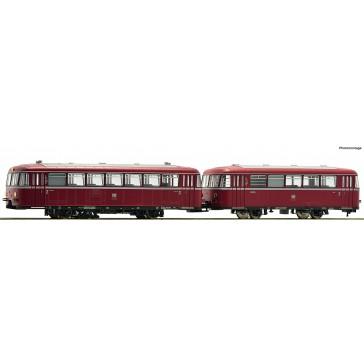 Roco 73010 Dieseltriebz.BR795+Bwg