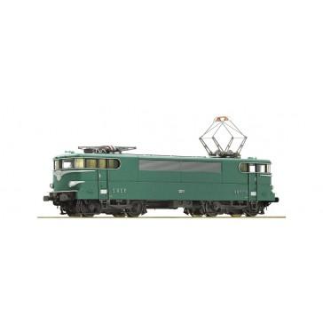 Roco 73049 E-Lok BB9200 grün Sound