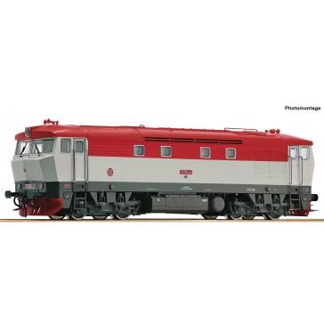 Roco 73123 Diesellok T478.2 CSD Sound
