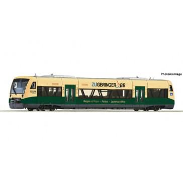 Roco 73188 Dieseltriebwagen BR 650, Pressnitztalbahn epoche 6