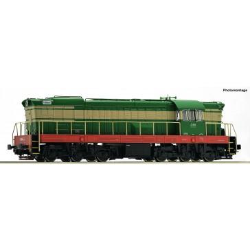 Roco 73775 Diesellok T669.0 CSD grün Sound