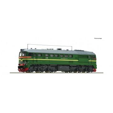 Roco 73800 Diesellok M62 SZD grün