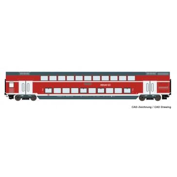 Roco 74148 Doppelstockwagen DB-AG