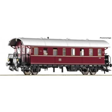 Roco 74263 Steuerwagen 2. Kl. rot