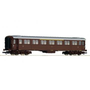 Roco 74381 Reisezugwagen Serie 10.000 1./2. Klasse, FS epoche 3