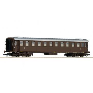 Roco 74383 Reisezugwagen Serie 30.000 2. Klasse, FS epoche 3