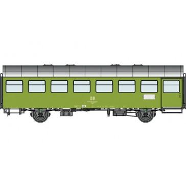 Roco 74452 Rekowagen Sitzwagen, DR epoche 4