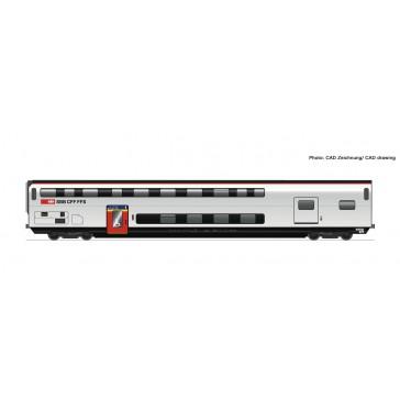 Roco 74494 Doppelstockwagen IC 2020 AD
