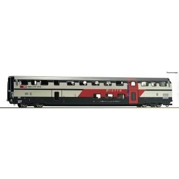 Roco 74504 Doppelstockwagen IC 2000 BR