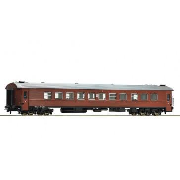 Roco 74514 Reisezugwagen 2. Klasse, SJ epoche 4