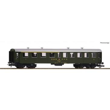 Roco 74527 Reisezugwagen 2./3. Kl. SBB
