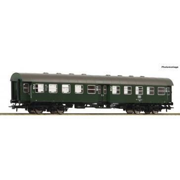 Roco 74576 Umbauwagen 4a. DB grün