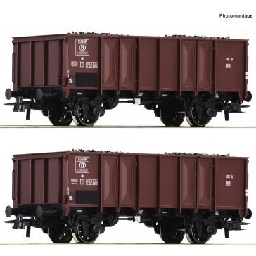 Roco 76061 2er Set GTOW + Kohle