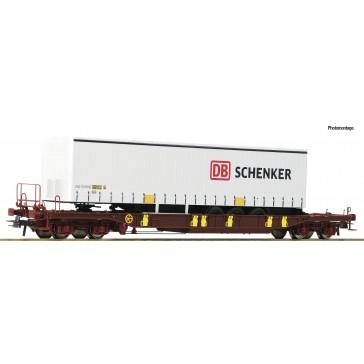 Roco 76220 Taschenwagen T3 AAE+Schenker