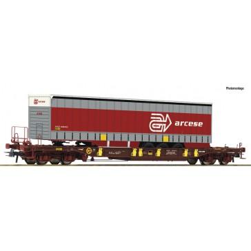 Roco 76227 Taschenwagen T3 AAE+Arcese