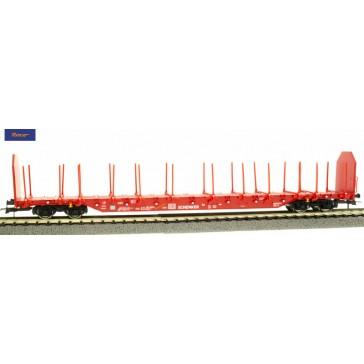 Roco 76245 Rungenwagen Rnoos, rot