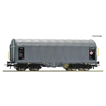 Roco 76442 Schiebeplanwagen SSAB