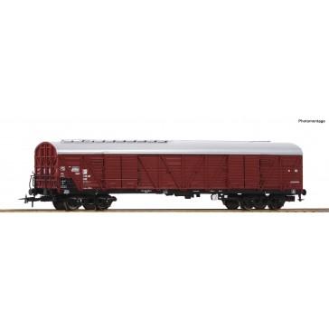 Roco 76553 Ged.Güterwagen 4a. DR