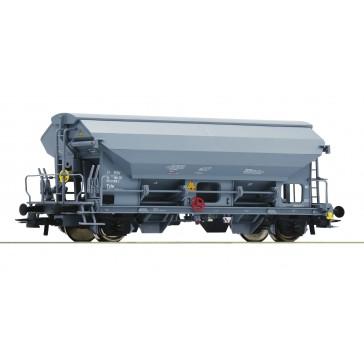 Roco 76582 Schwenkdachwagen Tds SBB grau