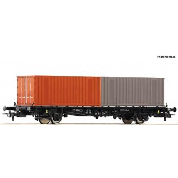 Roco 76787 Containertragwag. 2a. DR