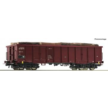 Roco 76807 Off. Güterwagen Eaos MAV Holz