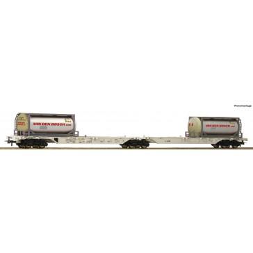Roco 76928 Doppeltragwagen +Van den Bosch