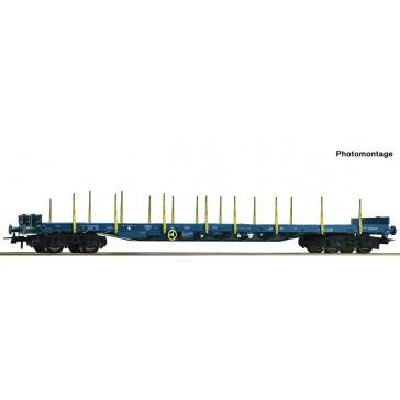 Roco 77683 Rungenwag. Rs BAM Rail