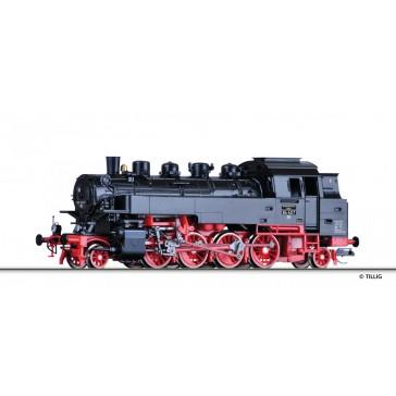 Tillig 02185 Dampflokomotive BR 86 des VEB Steinkohlekokerei Zwickau, Ep. IV