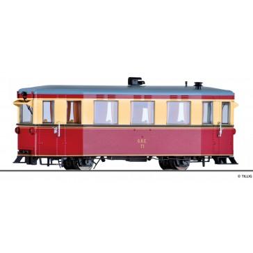 Tillig 02954 Triebwagen T1 der Gernrode-Harzgeroder Eisenbahn, Ep. II